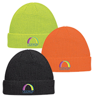 Go & Glow Reflective Beanies With Cuff