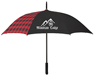 "Northwoods Umbrellas - 46"" Arc"