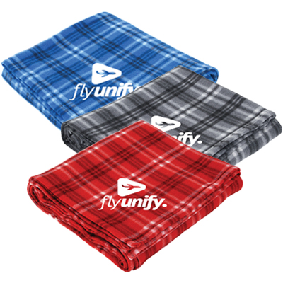 Plaid Fleece Blankets