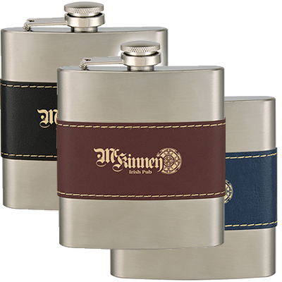 McCoy Flasks - 6 oz.