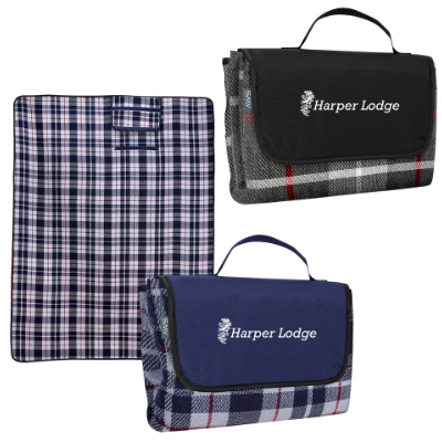 Highlander Roll-Up Picnic Blankets