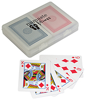 Double Deck Playing Cards