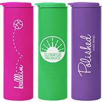 16 oz. Up Your Standard Stainless Vacuum Tumblers