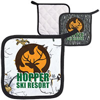 Realtree Quilted Pot Holders