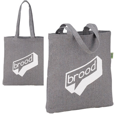 15 x 16.5 Recycled Cotton Convention Totes