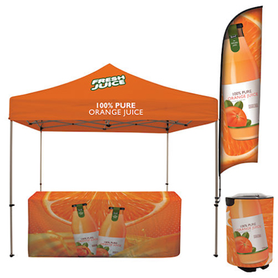 10' Tailgater Total Show Package Tents