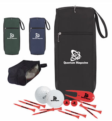 Amateur's Shoe Kits with Callaway Balls