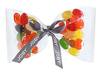 Bow Tie Snack Packs - Jelly Beans