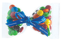 Bow Tie Snack Packs - M&M's