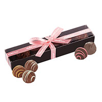5 Piece Decadent Truffle Boxes