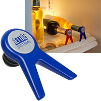 Dual Purpose Wine Stoppers / Wine Stands
