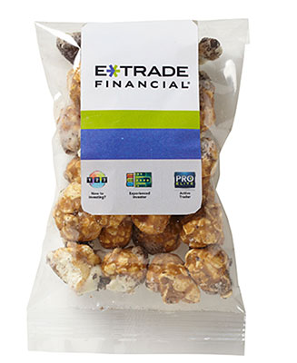 Cookies and Cream Popcorn Snack Packs - 1.3 oz.