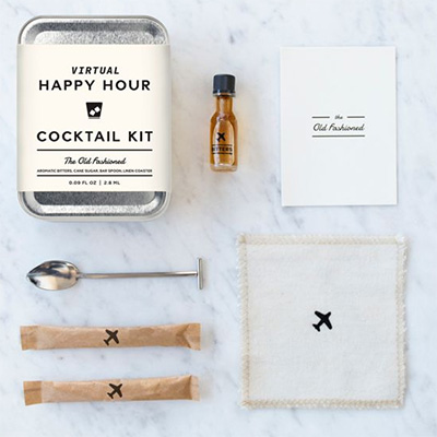 W&P Old Fashioned Carry On Cocktail Kits