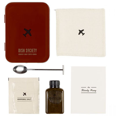 W&P Bloody Mary Carry On Cocktail Kits