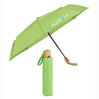 "42"" Recycled PET Auto Open/Close Folding Umbrellas"