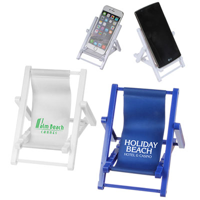 Beach Chair Phone Holders