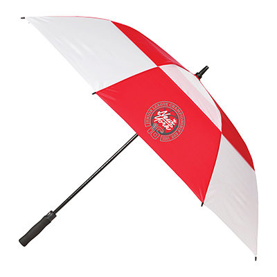 "Windproof Fiberglass Golf Umbrellas - 58"" Arc"