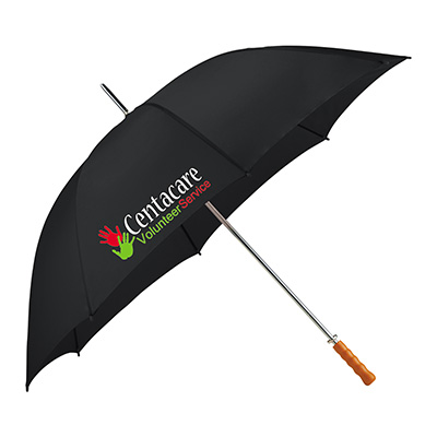 "Palm Beach Steel Golf Umbrellas - 60"" Arc"