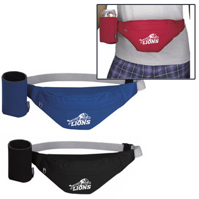 Koozie Fanny Packs with Can Kooler