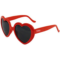 Fully Custom Heart Sunglasses