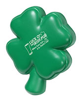 Four Leaf Clover Stress Balls