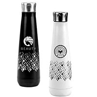 16 oz. Etched Peristyle Water Bottles