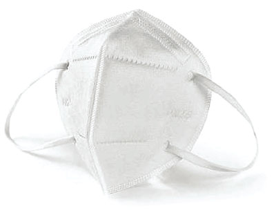 White Disposable Face Masks