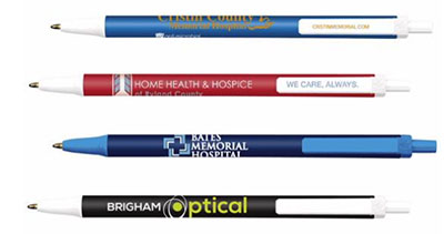 BIC Clic Stic Antimicrobial Pens
