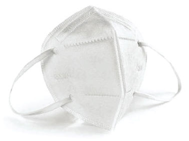 White Disposable Face Masks - Ships Same Day