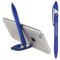 Yoga Stylus Pens with Integrated Phone Stand