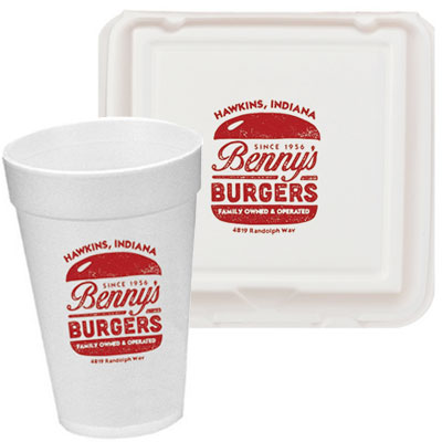 Foam Cup & Container Sets
