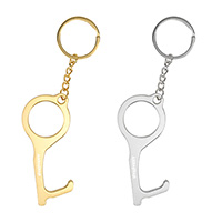 Safety Keychain Touch Free Multi-Tools