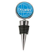 Full Color Circle Wine Stopper