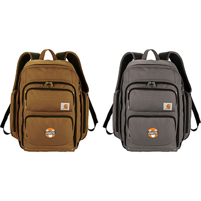 "Carhartt Signature Deluxe 17"" Computer Backpacks"
