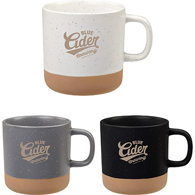 Santos Ceramic Mugs - 12 oz.