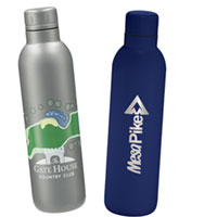 Thor Copper Vacuum Insulated Water Bottles - 17 oz.