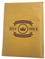 Golden Kraft Bubble Mailers – 6.5 x 9