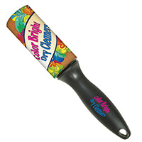 Printed Handle Lint Rollers with Full Color Label