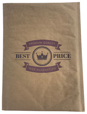 Brown Kraft Bubble Mailers – 9.5 x 13