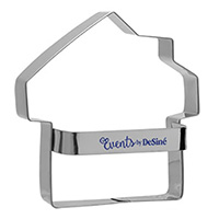 Metal House Cookie Cutters
