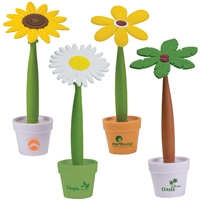 Flower Pens in Mini Pots