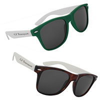 Color Block Malibu Sunglasses