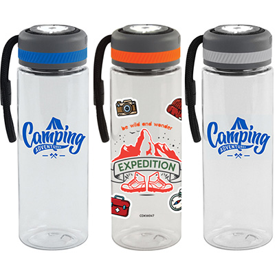 Cosmic Campground Lantern Bottles