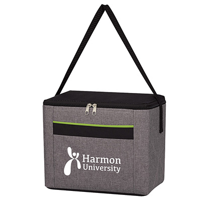 Brighton Heathered Lunch Cooler Bags