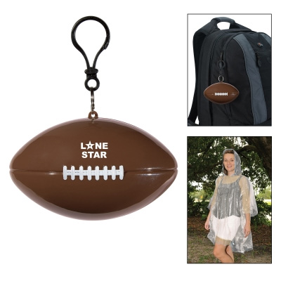 Football Fanatic Ponchos