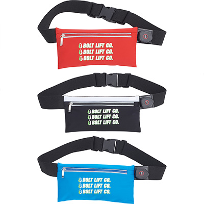 Lumos Rechargeable Light Up Fitness Belts