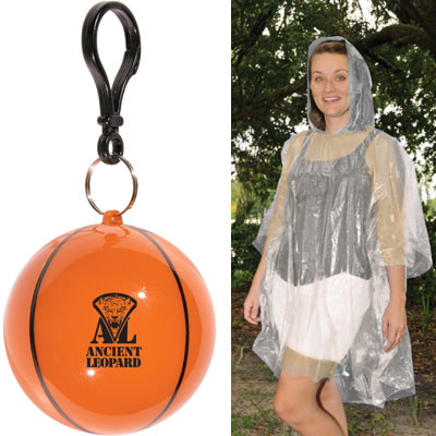 Basketball Fanatic Ponchos