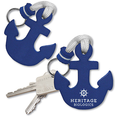Anchor Floating Keychains