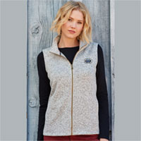 Weatherproof Women's Vintage Sweaterfleece Vests