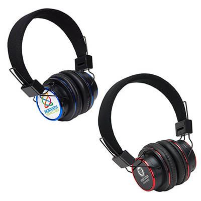 Noise Cancellation Wireless Folding Headphones